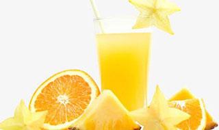 菠萝果汁饮料
