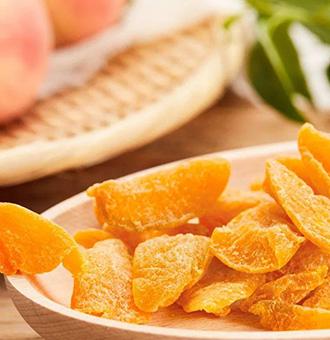 留住桃子的美味,自制蜜桃干,甜甜的味道,怎么吃都好吃