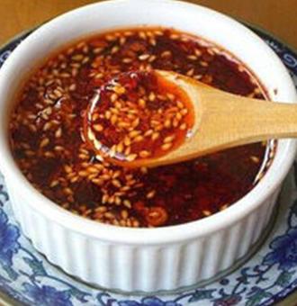 辣椒油的�介