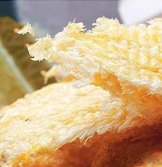 南瓜烤鱼片,做法简单,味道却不简单