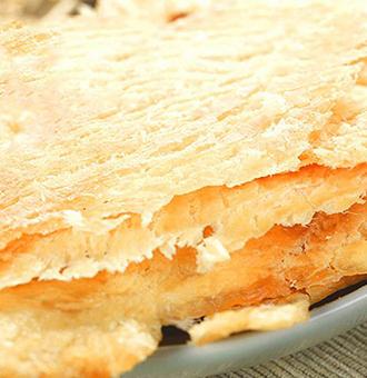 烤鱼片怎么做味道好吃,方法还简单?