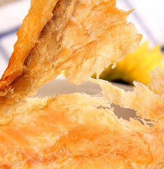 烤鱼片,自制健康小零食
