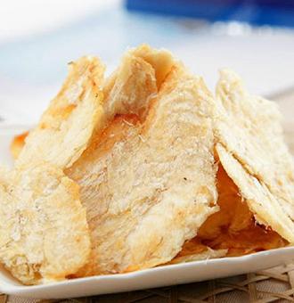烤鱼片的做法 香酥软嫩的家庭自制烤鱼片菜谱