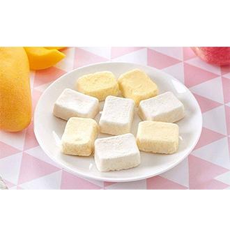 如何做出好吃的酸奶块?