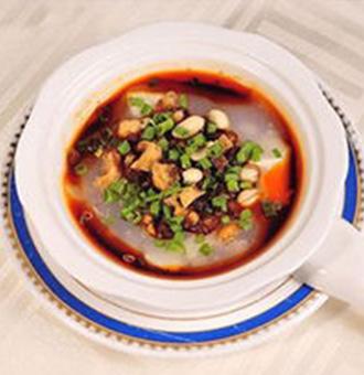 石膏豆腐花