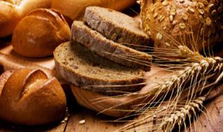 黑��面包