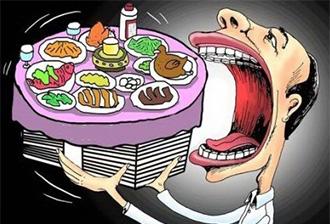 酒精引发饥饿感刺激人体对食物的摄入