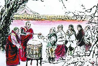 腊八节的由来和习俗_腊八节吃什么