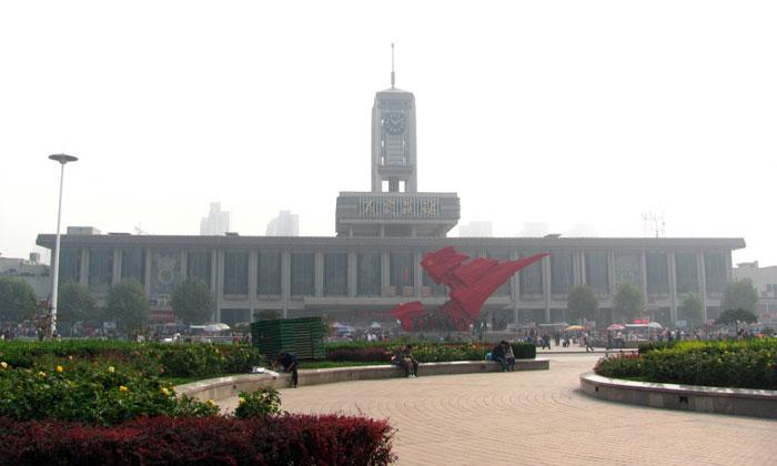 石家庄老火车站会展中心
