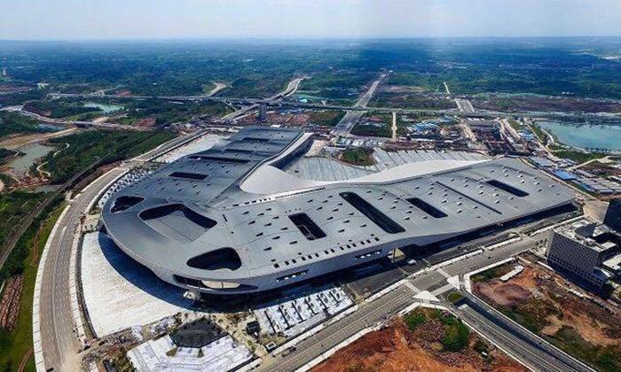 四川西部国际博览城