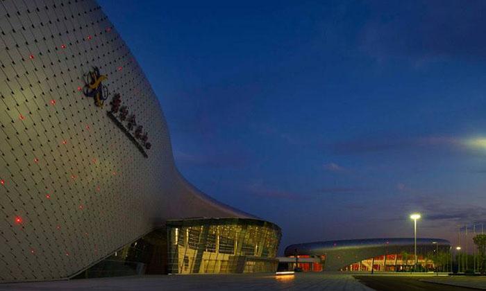 山东鲁台国际会展中心