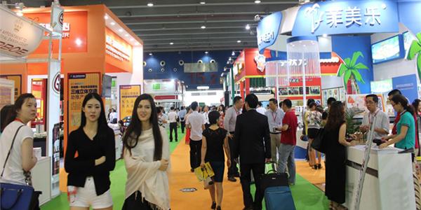 FBIC 2015年上海食品饮料展正式起航