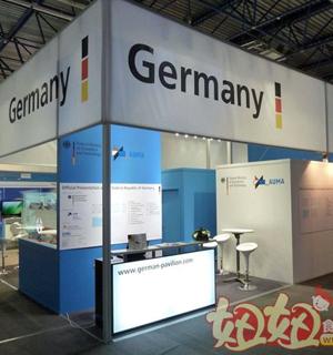 广州特色食品饮料展来自德国的重要合作伙伴