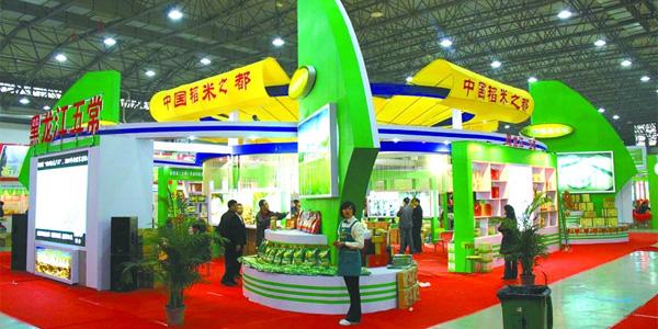 江西糖酒会:国内绿色食品新阵地