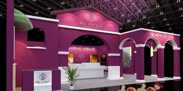 2014年全国糖酒会的展场现代化特征明显
