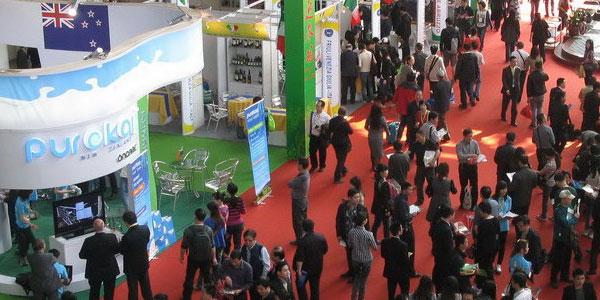 历届广州进口食品展览会数据