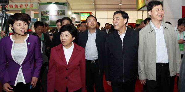 精彩回顾:2014中国淮北食品工业博览会开幕
