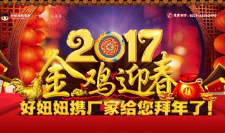 2017年厂家春节拜年专题