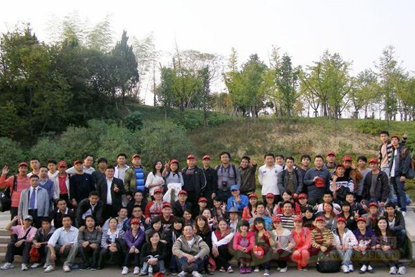 台福2010年11月武夷山之旅