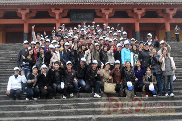台福2010年12月横店之旅