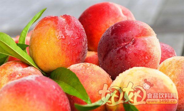 儿童手工剪纸水果桃子