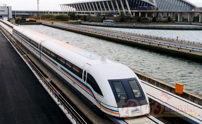 sial sialchina中食展旅游景点-磁悬浮列车