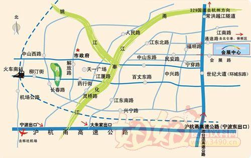 该展会在宁波国际会展中心(浙江宁波江东会展路181号)举办.