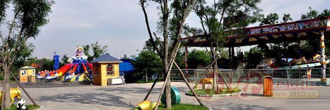 南湖游乐园-2015广州食品展旅游推荐