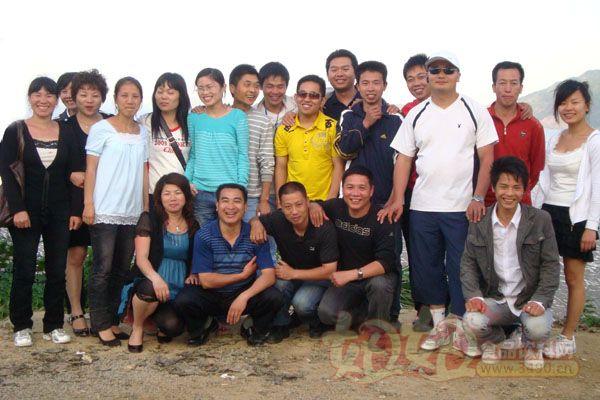 五一期间福建新味食品组织员工出游霞浦海滩