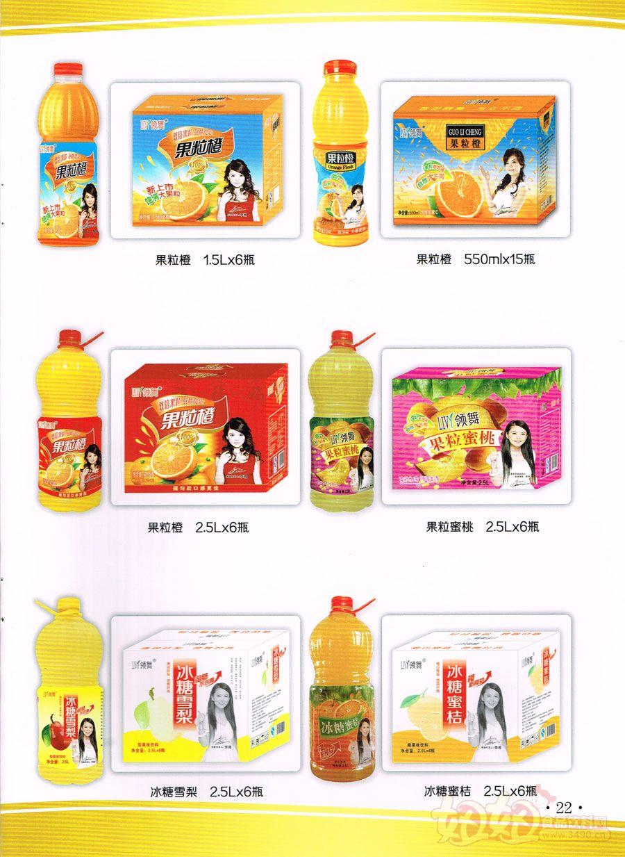 山东领舞食品有限公司橙汁