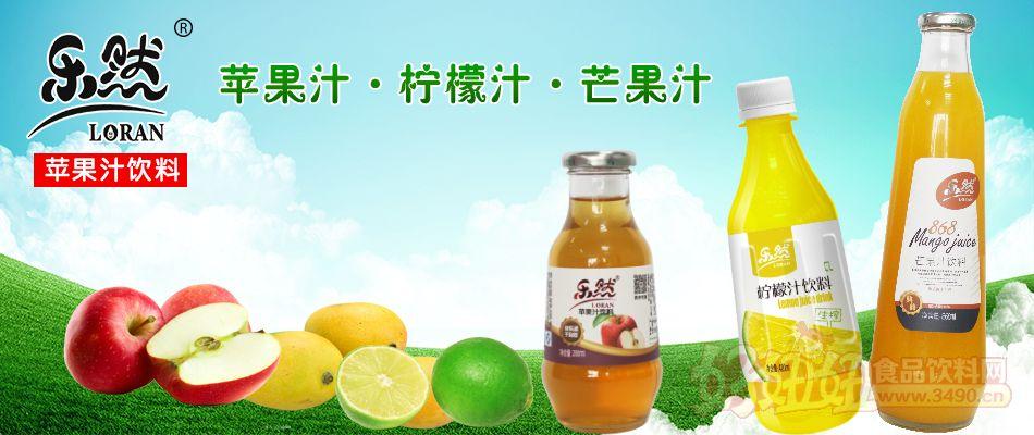 河南我特食品有限公司苹果汁饮料