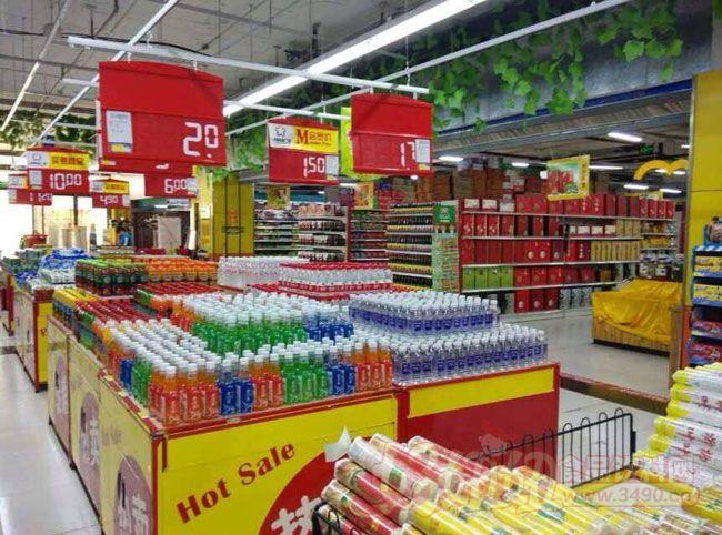 苏州喜多力饮品进入超市卖场
