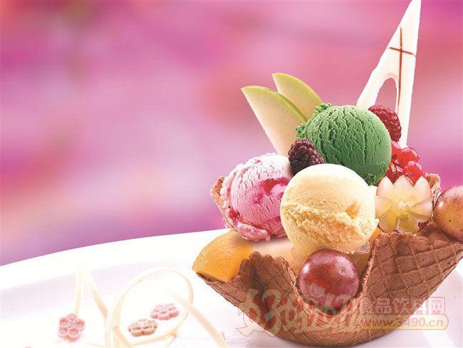 冰淇淋图片大全-好妞妞食品饮料招商网【3490.cn】