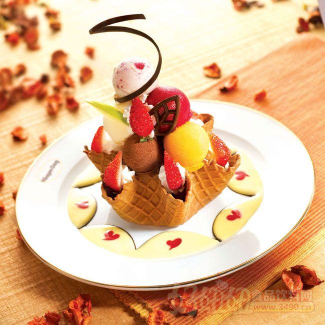 哈根达斯冰淇淋图片-好妞妞食品饮料招商网【3490