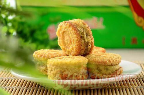 福吉食品绿豆糕