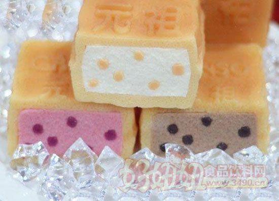 元祖冰淇淋月饼 给中秋佳节带来一翻新感觉