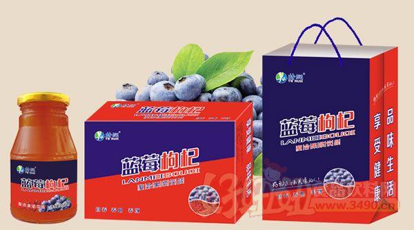 蓝莓枸杞蛋白质