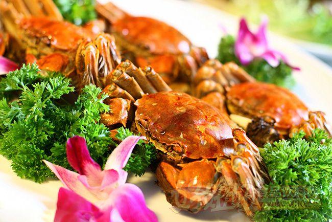螃蟹什么部位不能吃?