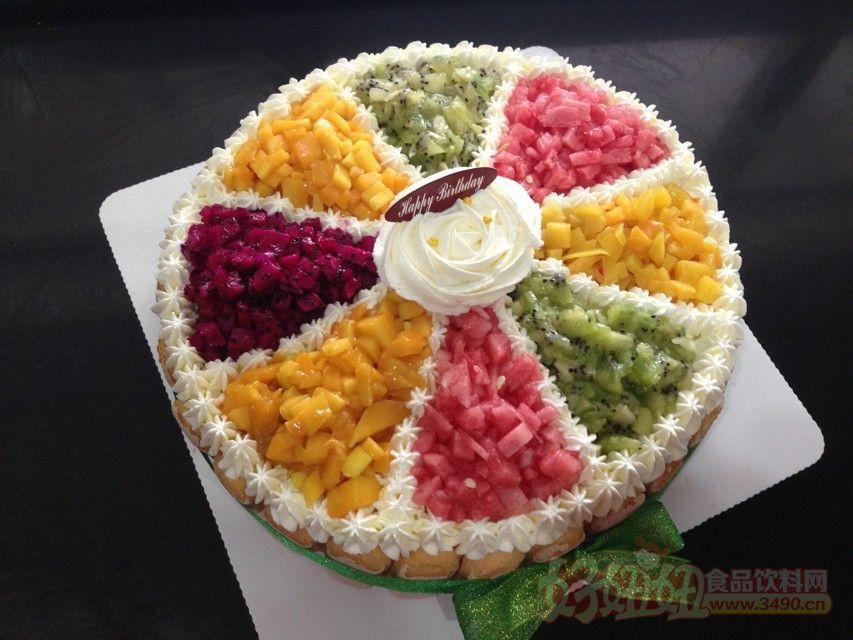 2016蛋糕图片可爱独特