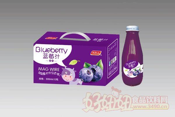 美格丝蓝莓汁