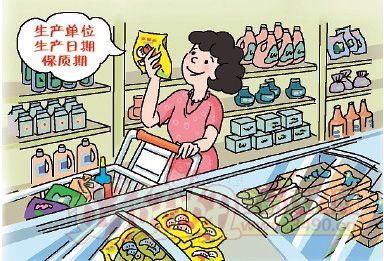 食品安全宣传周之如何判别伪劣食品?图片
