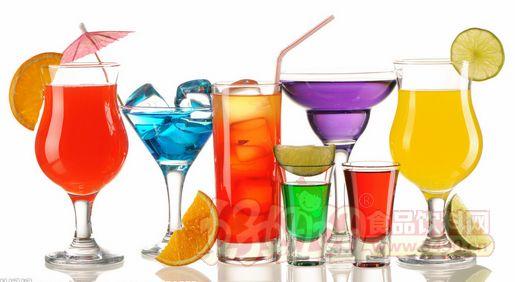 夏季喝饮料