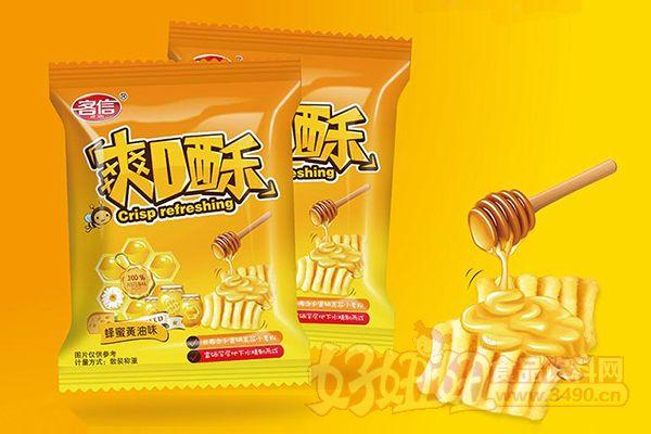 客信蜂蜜黄油味爽口酥