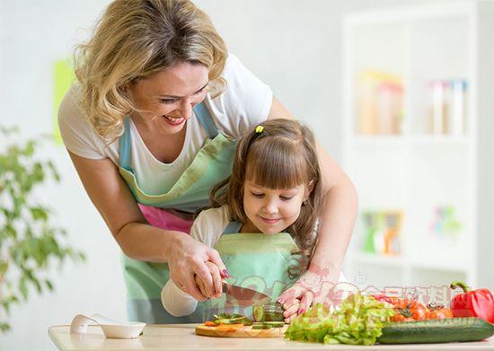 饮食习惯不仅要科学更要从娃娃抓起!