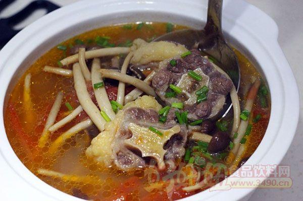 做法菇牛尾菜品汤的餐厅_西红柿牛尾汤的茶树辽阳园路番茄订餐做法图片