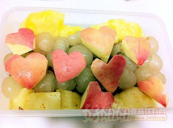 水果便当的做法与功效