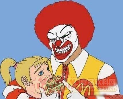 麦当劳食品安全双重标准大失人心!