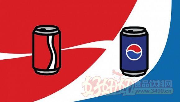 可口可乐和百事可乐全力争夺年轻消费者图片