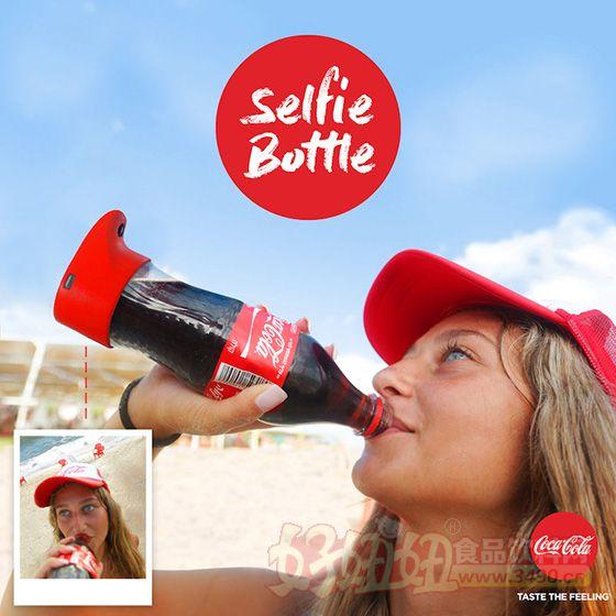 可口可乐瓶子营销