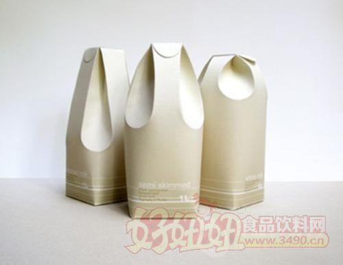 款款惹人爱牛奶包装设计